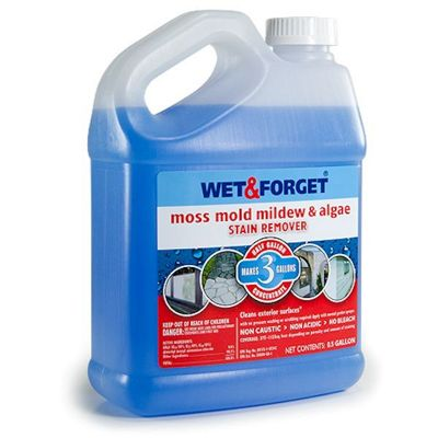 Wet & Forget Moss Mould Mildew & Algae 5L Stain Remover