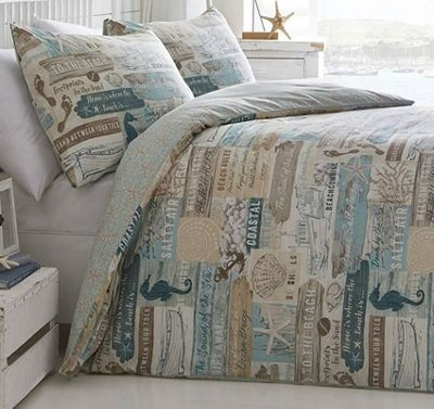 Driftwood Patchwork Super King Size Bedding