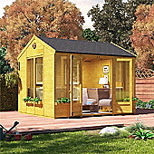 BillyOh Petra Tongue and Groove 10x8 T&G Reverse Apex Summerhouse