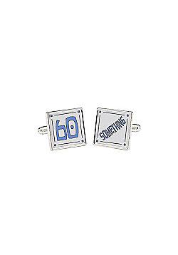 60 Something Cufflinks