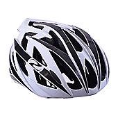 Dawes Gara Road Bike Helmet 58-61cm Black/White