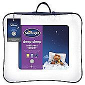 Silentnight Deep Sleep Double Mattress Topper