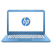 "HP 14"" Stream 14-ax000na 4GB 32GB with Office 365 and 1TB OneDrive Storage Aqua Blue"