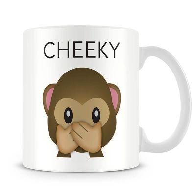 Emoji Cheeky Mug