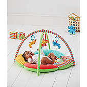 B Baby's Toy Playmat and Arch