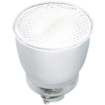 Aurora 240V SGU10 11W 550LM Nano Brite 63mm CFL Bulb - 3000k
