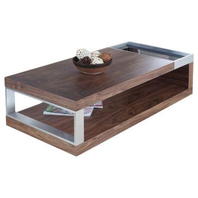 Jual JF606 Coffee Table in Walnut