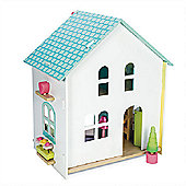 Le Toy Van Evergreen Doll's House (with furniture)