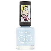 Rimmel 60 Seconds Rita Ora Nail Polish Pillow Talk