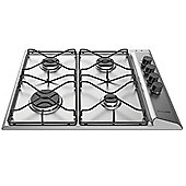 Hotpoint Built-in Gas Hob, PAN 642 IX/H, 60cm - Stainless Steel