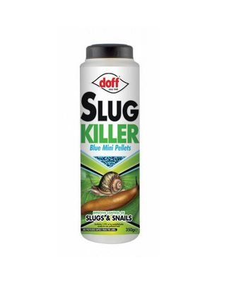 Doff Slug and Snail Killer - Blue Mini Pellets - 350g