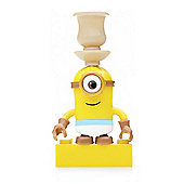 Mega Bloks Despicable Me Minions Series 3 Figure - Stuart (Vase on Head)