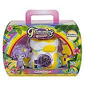 Glimmies Rainbow Friends Glimhouse (Purple Glimmie)