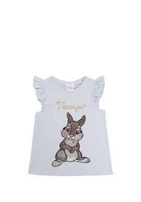 Disney Thumper Sequin T-Shirt Blue 12-18 months