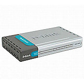 D-Link Systems 5-Port 10/100Mbps Switch