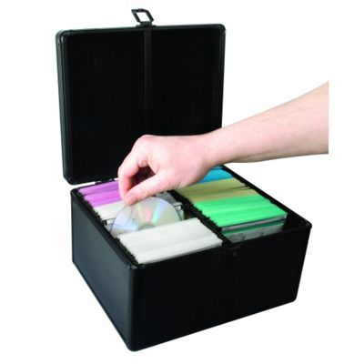 300 CD Storage Case