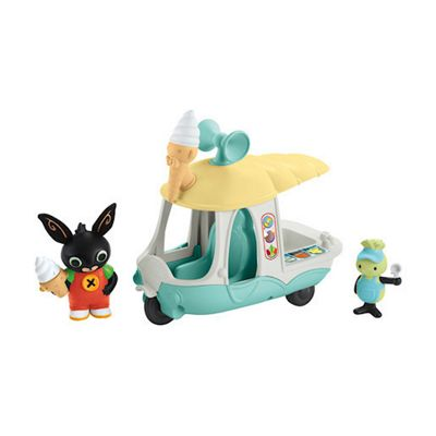 Fisher-Price Bing Vehicle - Gilly's Ice Cream Van