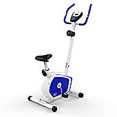RevXtreme Vibe Magnetic Exercise Bike Indoor Cycle Blue