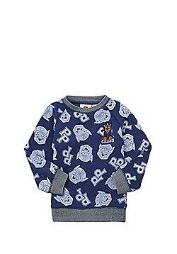 Nickleodeon Paw Patrol Badge Sweatshirt - Blue