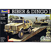 Revell Biber and Dingo 1 - 1:72 Scale