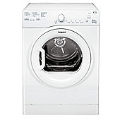 Hotpoint Aquarius TVFS 73B GP.9 Tumble Dryer - White