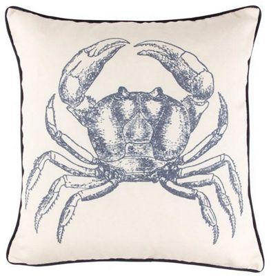 Seaside, Crab Cushion