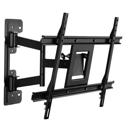 Andrew James TV Bracket Wall Mount with Tilt & Swivel Function for Screens 32