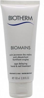 Biotherm Biomains Age Delaying Hand & Nail Treatment 100ml