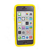 Flip Case for iPhone 5C - Yellow