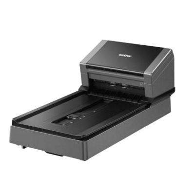 Brother PDS6000F 600dpi 24 Colour Flatbed Scanner - Black