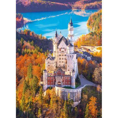 Castle Neuschwanstein - 1000pc Puzzle