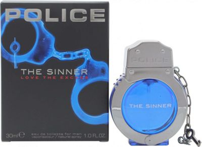Police The Sinner Eau de Toilette (EDT) 30ml Spray For Men