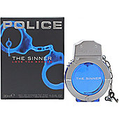 Police The Sinner Eau de Toilette (EDT) 30ml Spray For Men