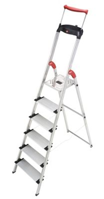 Hailo 303cm XXR ComfortLine Aluminium Safety Household Ladder