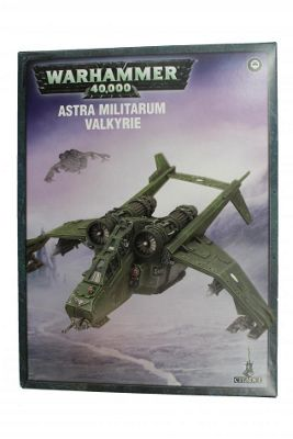 Warhammer Imperial Guard Valkyrie Model Kit