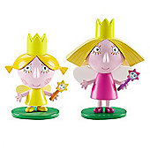 Ben And Holly's Little Kingdom - Twin Figure Pack Daisy and Holly