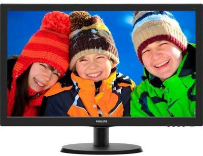 Philips 223V5LSB2 21.5 Full HD LED LCD Monitor