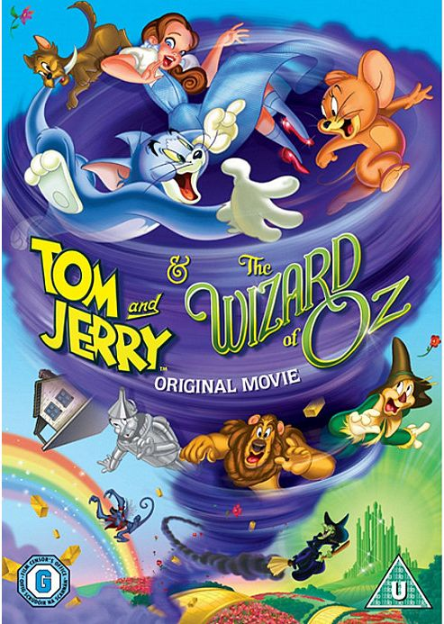 Tom And Jerry Wizard Of Oz