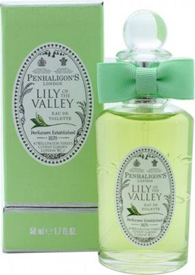 Penhaligon's Lily Of The Valley Eau de Toilette (EDT) 50ml Spray For Women