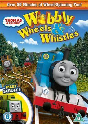 Thomas & Friends - Wobbly Wheels & Whistles