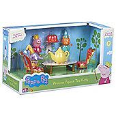 Peppa Pig Princess Peppa's Tea Party Playset