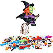 Halloween Witch Pinata Kit