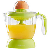 Andrew James Compact Citrus Juicer in Green