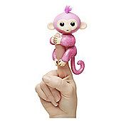 Fingerlings Glitter Monkey – Pink
