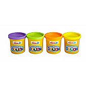 Ready Steady Dough Nick Jr 4 Jumbo Pots Set (Colours Vary)