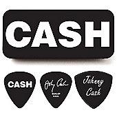 Johnny Cash Heavy Pick Tin