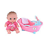 Cup Cake Cupcake Mini Bathtime Doll