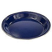 Enamel Plate Blue - Regatta