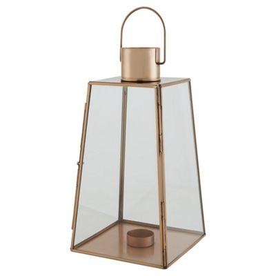 Tesco Brass Lantern