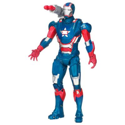 Marvel Iron Man 3 Avengers Initiative Arc Strike - Iron Patriot